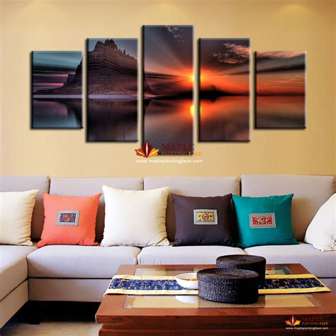 modern wall decor for living room free shipping home decoration wall art painting of