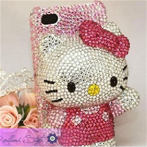 Miss Portable Gadget Brings Bling To The Pocket Knife by Best Hello Iphone Bling Products On Wanelo