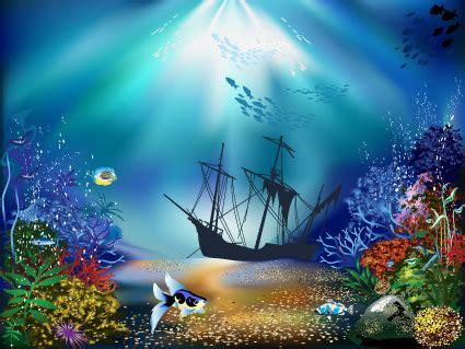 nedlasting filmer life is beautiful gratis pretty underwater world element vector 01 free download