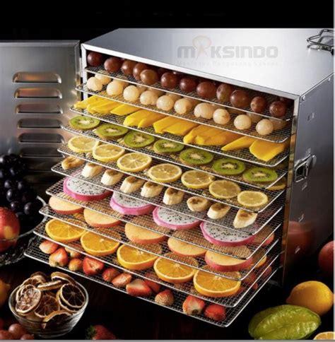 Jual Rak Cupcakes jual mesin food dehydrator 10 rak fdh10 di palembang