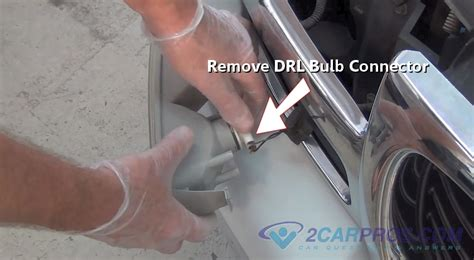 how to replace drl bulbs in 15 minutes