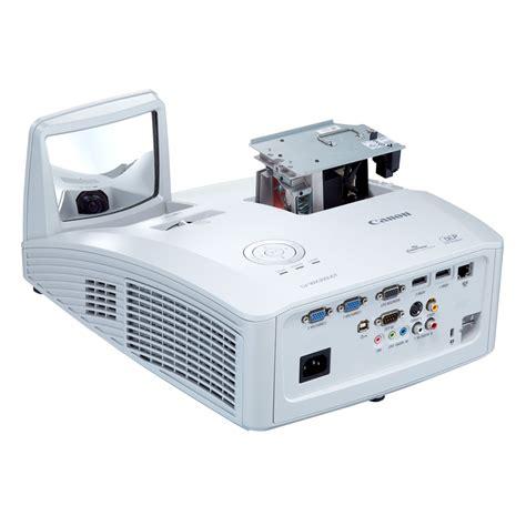 Lu Projector Canon canon lv wx300usti vid 233 oprojecteur canon sur ldlc