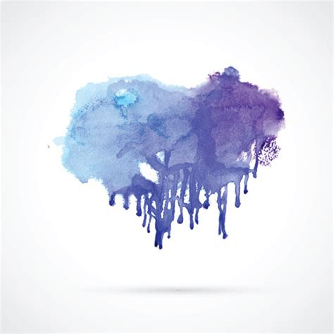 watercolor tutorial after effects watercolor grunge effect vector free vector in