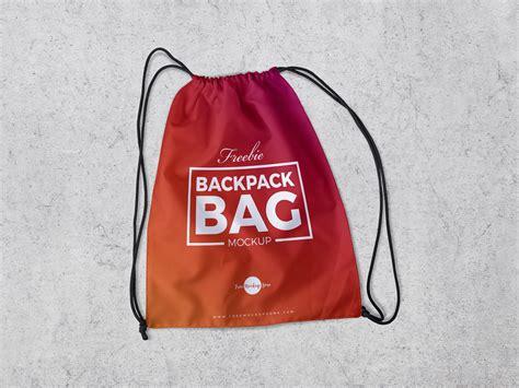 backpack bag mockup psdfree mockup zone