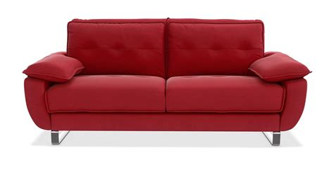 Dfs Fling Red Fabric 3 Seater Sofa Bed Ebay Sofa Bed Dfs