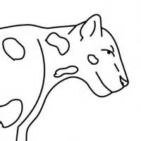How To Draw A Simple Jaguar Drawing Jaguar