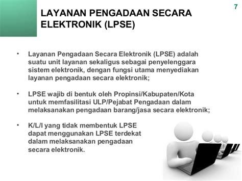 Modul Melaksanakan Proses Administrasi Transaksi Untuk Smkmak pelaksanaan pengadaan melalui e procurement materi 7