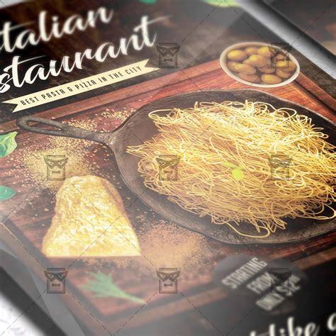 Italian Flyer Templates Free