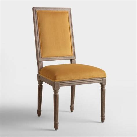 World Market Chairs Dining Topaz Square Back Dining Chairs Set Of 2 World Market