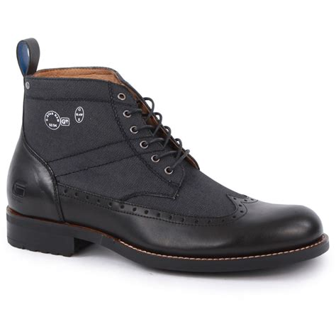 g boots mens g manor caxton mens boots in black