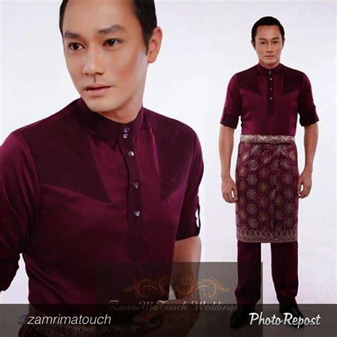 Baju Melayu Lelaki Johor 40 best images about baju melayu lelaki on