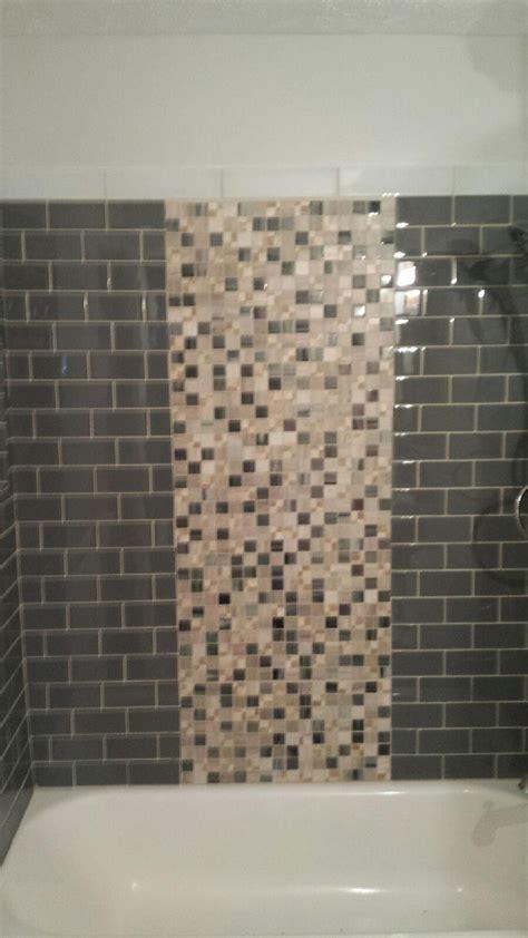 taupe gray 3x6 glass subway tile glass subway tile