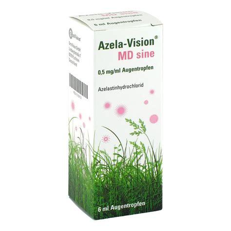 Azela Top 2 erfahrungen zu azela vision md sine 0 5mg ml 6 milliliter