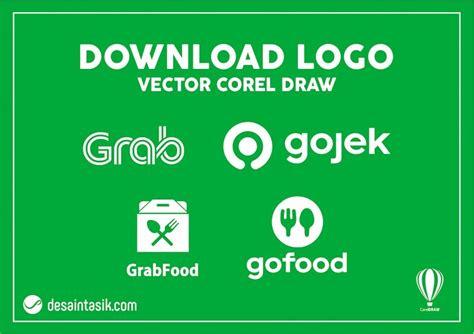 logo gojek  grab vector cdr png desaintasikcom