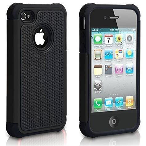 Apple Iphone 4 4s Shock Proof Future Armor Hybrid Casing Sarung iphone 4 iphone 4s chtech fashion shockproof durable hybrid dual layer armor