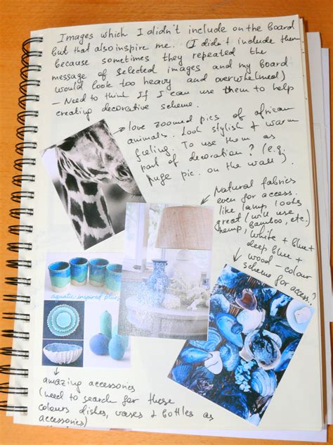 design and technology journal exles how to create your personal style board 5 easy steps