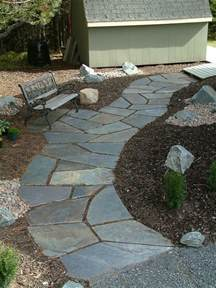 1000 ideas about stone walkways on pinterest walkway ideas stepping stone walkways and