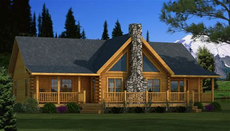 log cabin blue prints adair plans information southland log homes