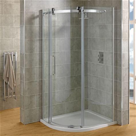 Design Journal Archinterious Waterfall Shower Enclosure Susana Offset Quadrant Shower Enclosure Hugo Oliver