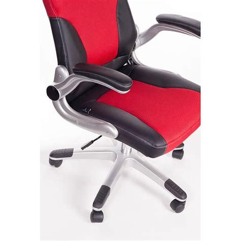 poltrona ufficio ergonomica poltrona ufficio ergonomica bernabeu rossa san marco