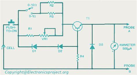resistor meter circuit meter circuit page 23 meter counter circuits next gr