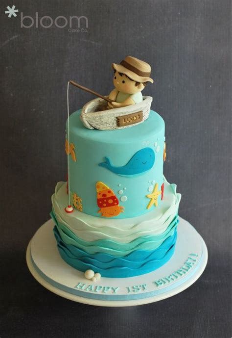 fishing boat birthday cake 17 best images about fishing cakes on pinterest gone
