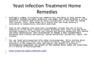 home treatment for yeast infection yeast infection treatment home remedies