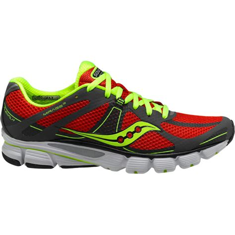 saucony running shoes saucony powergrid mirage 4 running shoe s