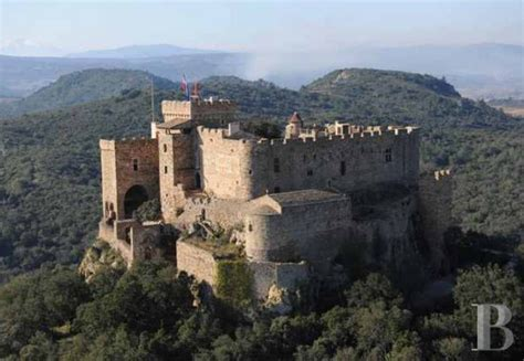 castle for sale medieval castle for sale in southern france medievalists net