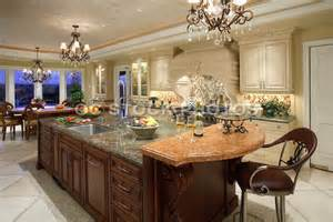 large custom kitchen islands granite kitchen island pictures and ideas