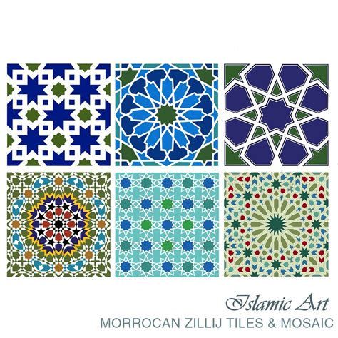 Moroccan Interior Design Elements design with glass mosaic and marble mosaic tiles islamic