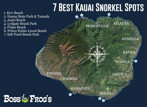 best in 7 best kauai snorkeling spots photos parking