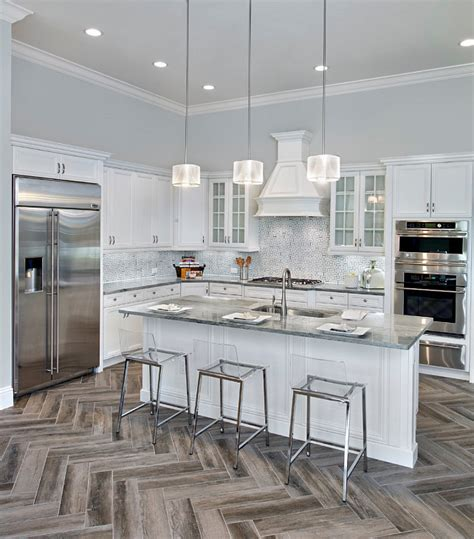 Kitchen Floor Porcelain Tile Ideas by 10 Kitchen Remodel Ideas To Get You Motivated Home Bunch