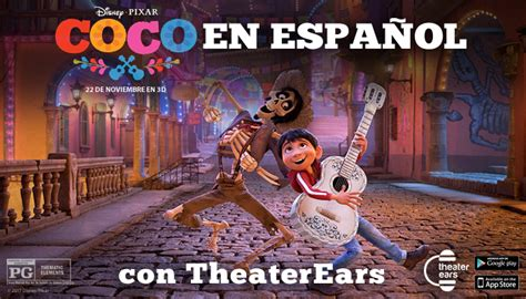 film coco in spanish theaterears announces collaboration with walt disney