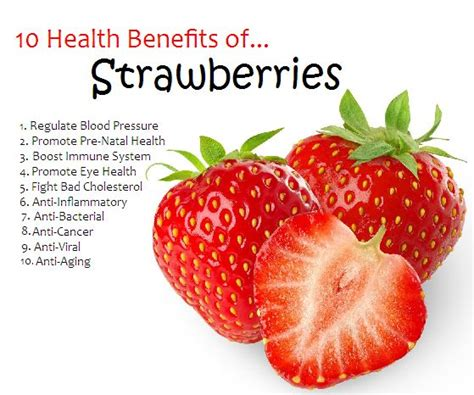 7 Uses For Fruit by Strawberry Is Not Just A Delicious Fruit But Also A