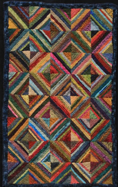rug hooking designs patterns just go hook it rug hooking article la presse