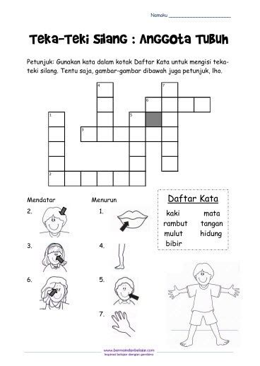 Maze Kepala Hewan tts untuk anak seri mengenal anggota tubuh bermaindanbelajar