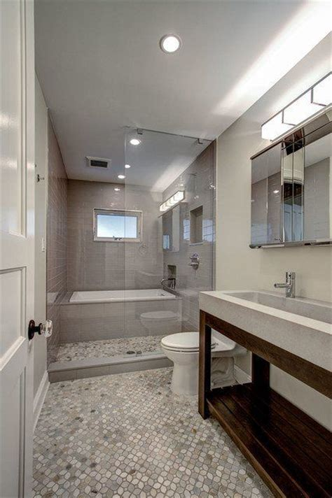 25 best ideas about small narrow bathroom on