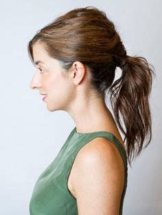 sculptured ponytail hairstyles hair styles for women over 50 on pinterest dana delany