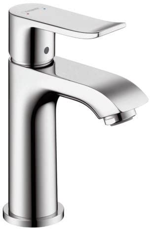 Hansgrohe Selecta Shower by Hansgrohe 31088 Single Lever Bathroom Faucet With 3 1 2 Inch Reach 1 5 Gpm Water Flow M2