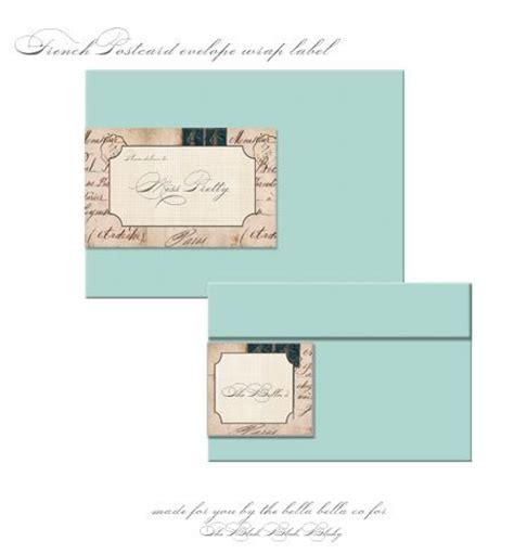 free printable envelope wraps 17 best images about envelope wrap labels on pinterest
