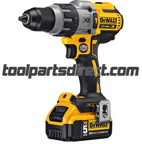 Dewalt Dcd796d2 Max Xr Li Ion Compact Hammer Drill Kit Mesin Bor dewalt dcd796d2 type 1 20v max xr lithium ion brushless compact hammerdrill kit parts tool