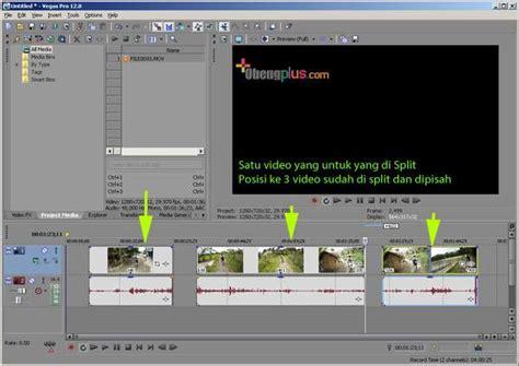 membuat intro video dengan sony vegas belajar magix vegas for dummy untuk video editing