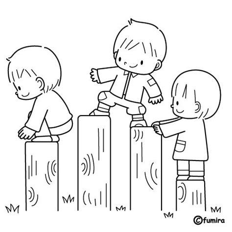 dibujos niños jugando futbol para colorear dibujo para colorear de ni 241 os jugando dibujos de otros