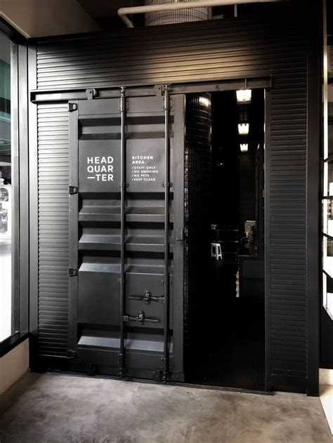 design sliding door   rooms casas contenedores