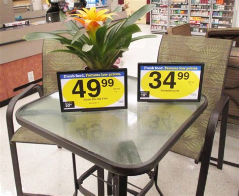 kroger outdoor furniture kroger and fry s patio furniture selection