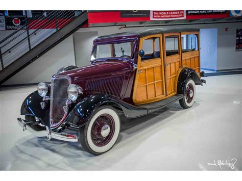 woody ford service 1934 ford woody wagon for sale classiccars cc 926635