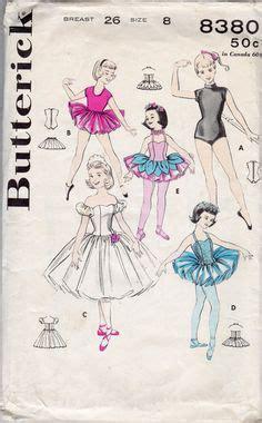 tap dance pattern vintage 1940s mccall 1320 tap dance costume pattern 30