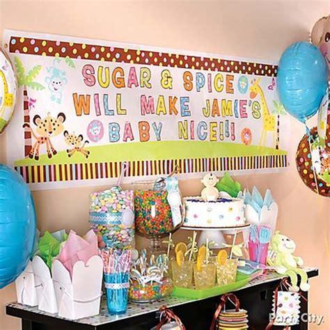 Fiestas baby shower: decoraciones de ideas para niño y niña