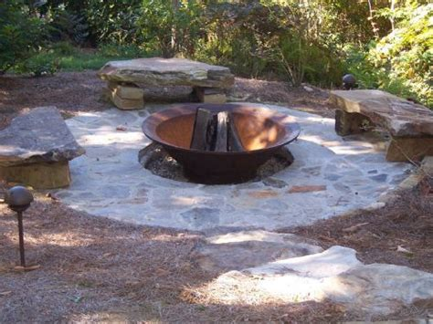 kettle pit 1000 images about firepit on backyards cheap